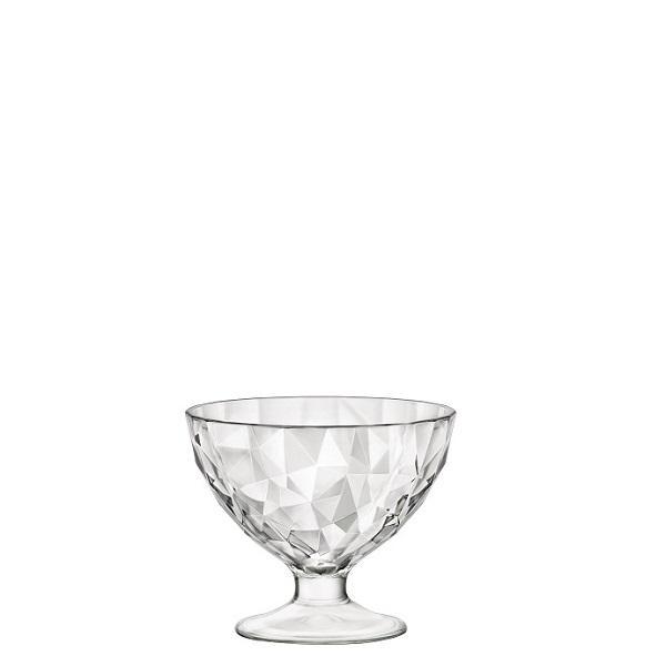 Bormioli Rocco Zmrzlinový pohár DIAMOND 220 ml