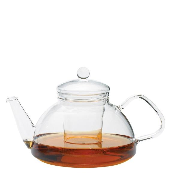Trendglas Jena Konvice THEO 1,2 l + Zelený čaj Bancha Arashiyama 40 g
