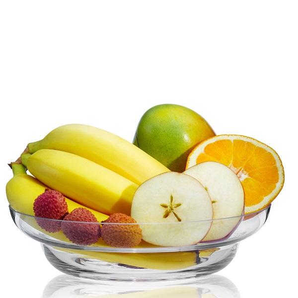Rona Skleněná mísa na ovoce 240 mm