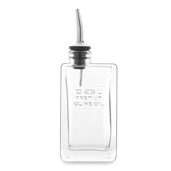 Luigi Bormioli Láhev na olivový olej OPTIMA 250 ml