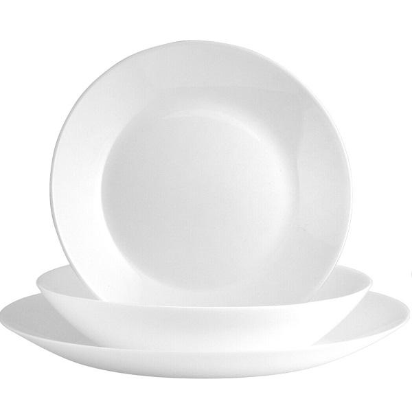 Luminarc Jídelní souprava talířů ZÉLIE, 18 ks