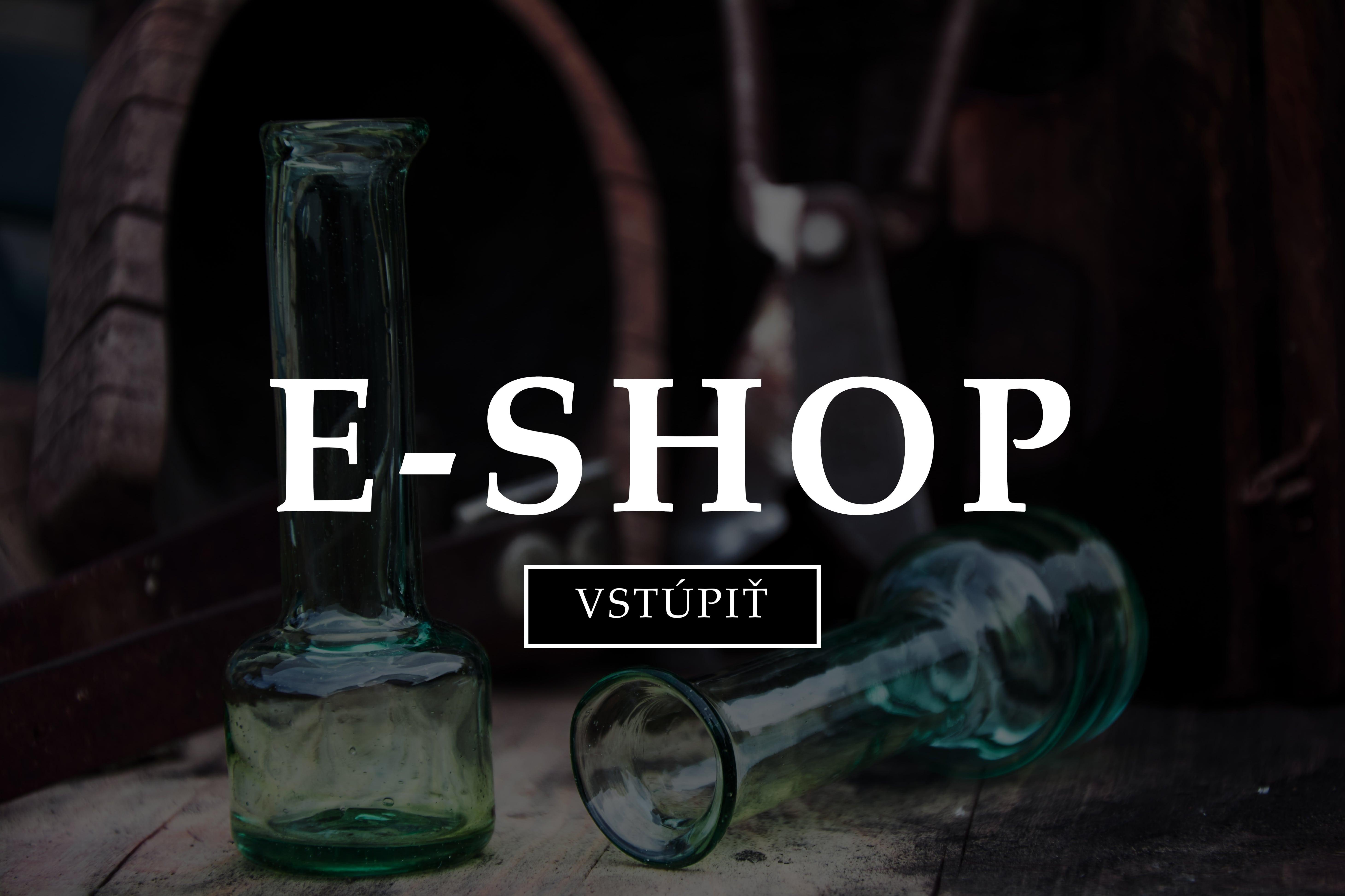 E-shop sklený sen