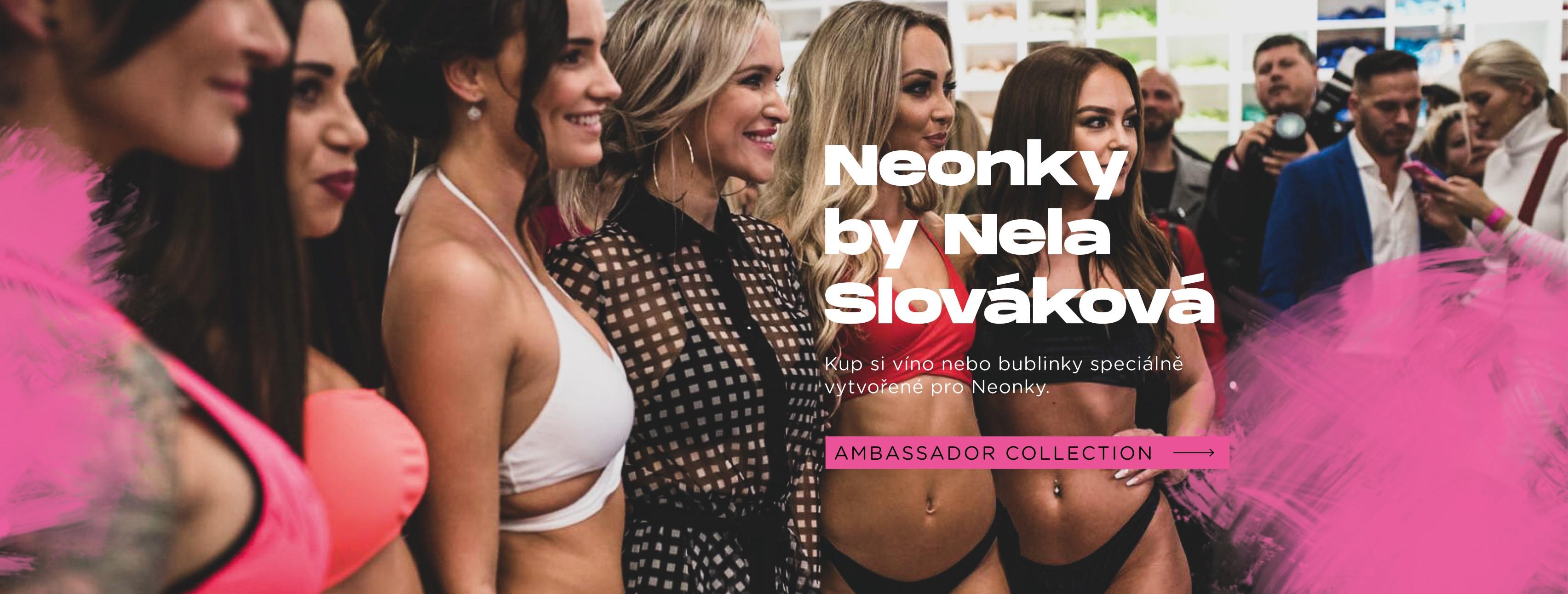Neonky by Nela Slováková