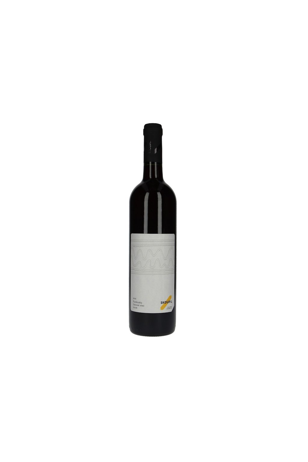 Frankovka 2016, jakostní víno