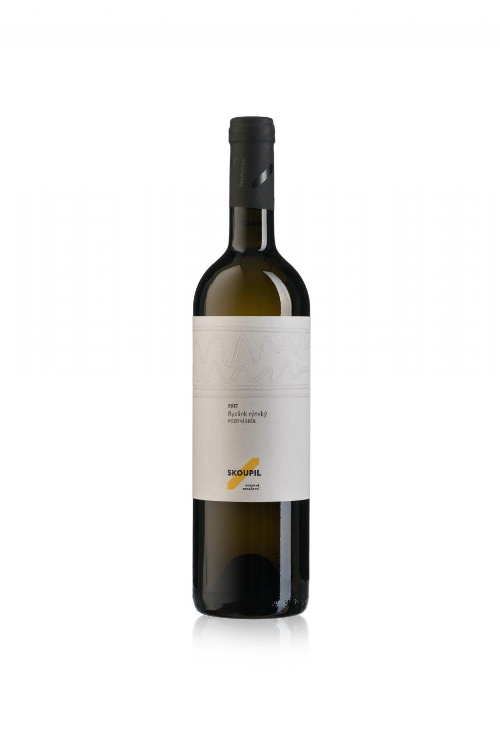 Veltlínské zelené 2018, moravské zemské víno