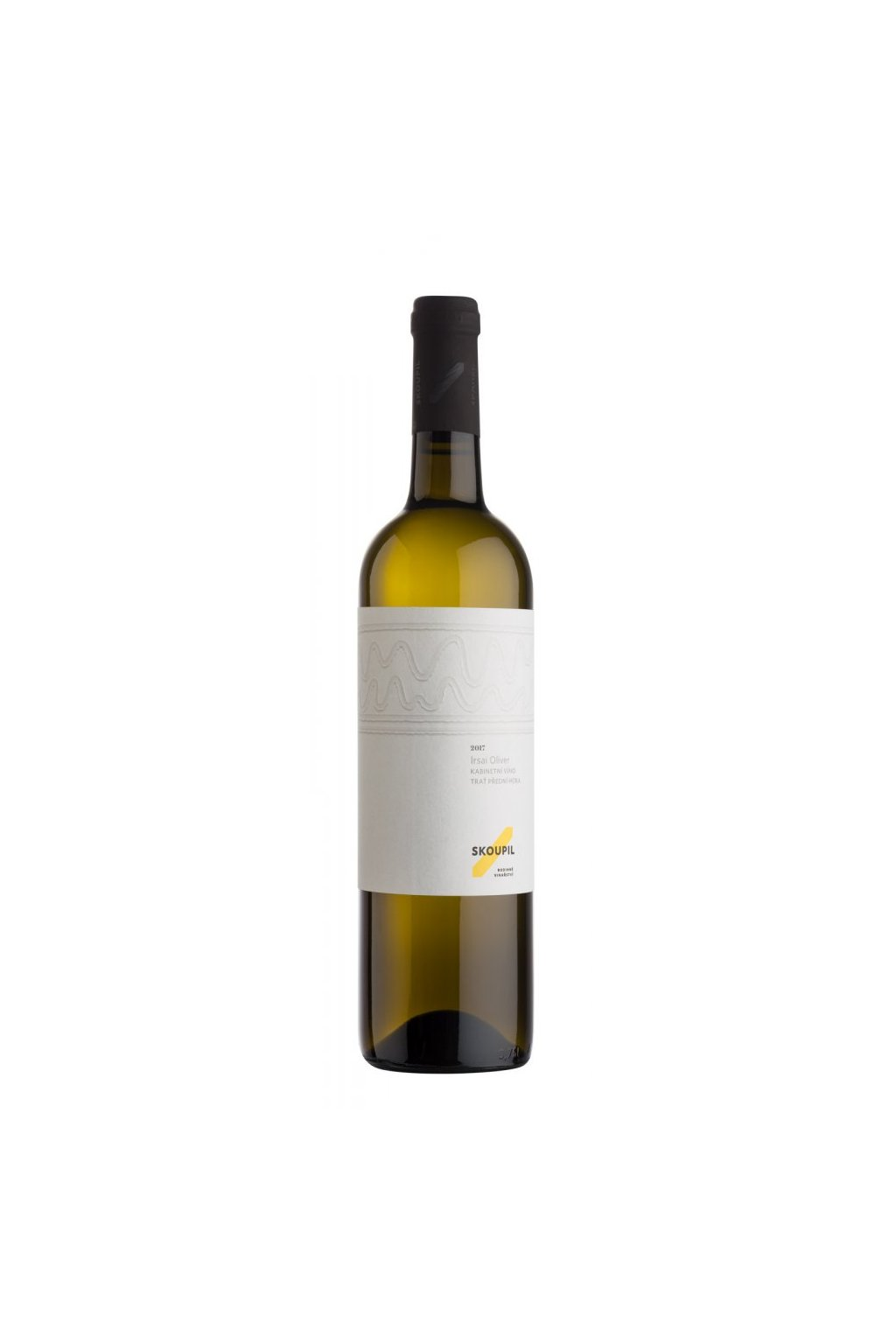 Irsai Oliver 2018, kabinetní víno