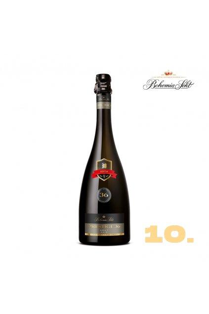 10 Bohemia Sekt Prestige 36 brut