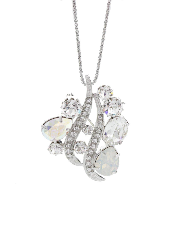 Náhrdelník Crystal Wave s kameny Swarovski® Crystal