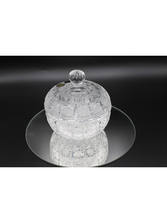 109 3 kristalova doza brus 16 cm 40019