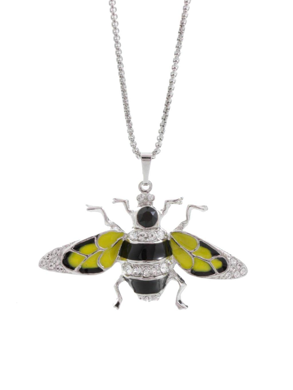 Náhrdelník Vosa s kameny Swarovski® Crystal