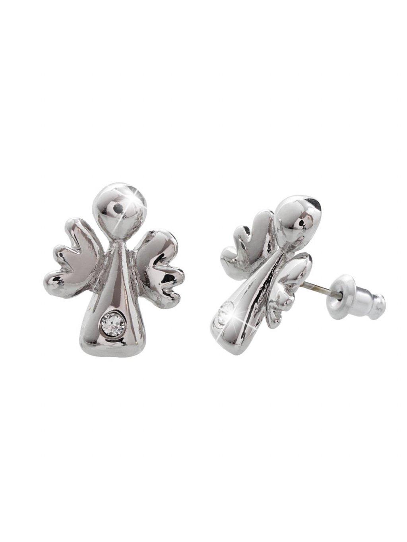 61400356cr Náušnice Angel Swarovski® Crystal