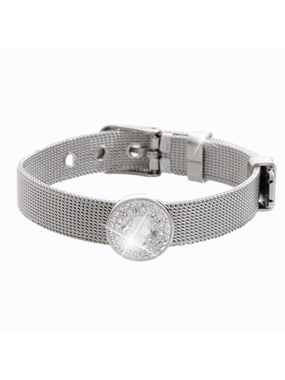 Náramek  Pásek s kolečkem s kameny Swarovski® Crystal