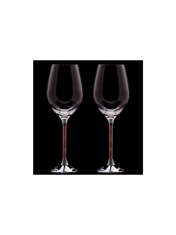 sklenice vino SW01AM 2ks