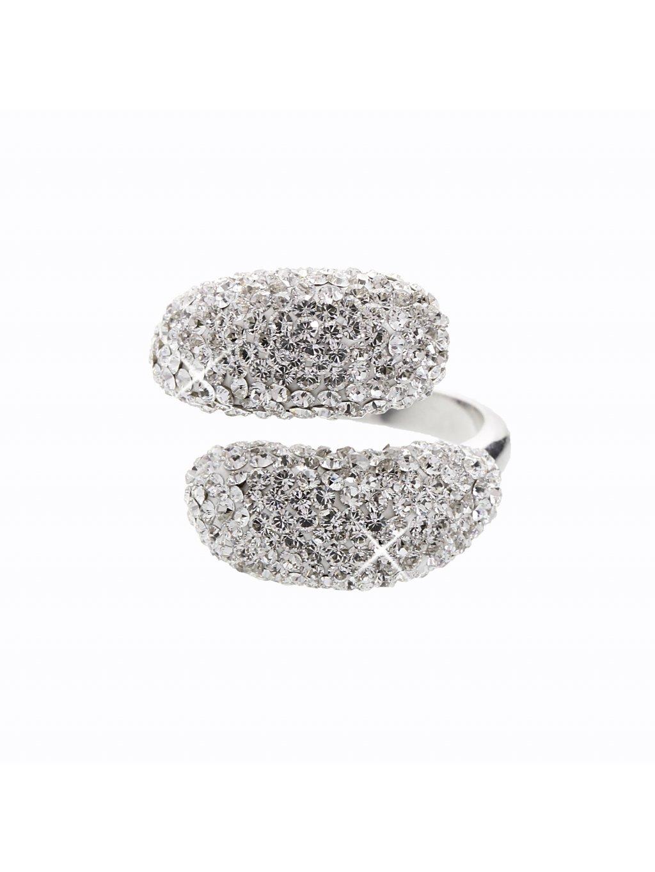J91700001CR Stříbrný náramek s perlami Swarovski® components I.