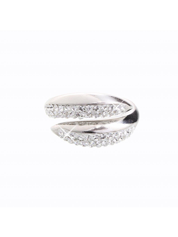J92700031CR Stříbrný prsten Swarovski® components I.