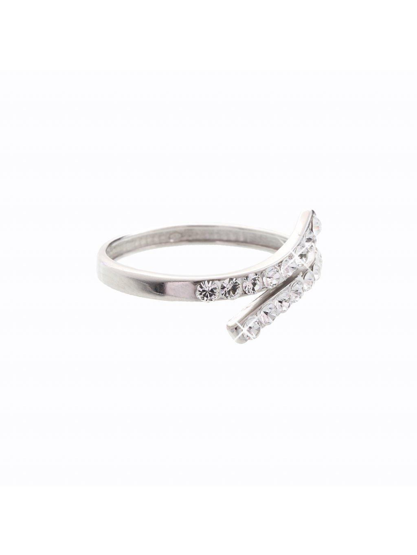 J92700056CR Stříbrný prstýnek Swarovski® components IV.