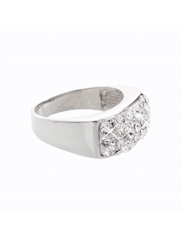 J92700088CR Stříbrný prsten Swarovski® components XIII.