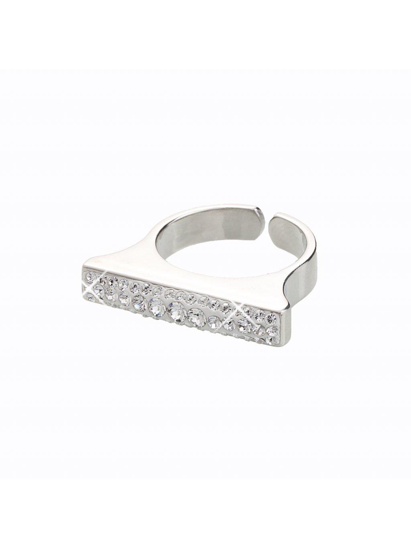 J92700102CR Stříbrný prsten Swarovski® components XIX.