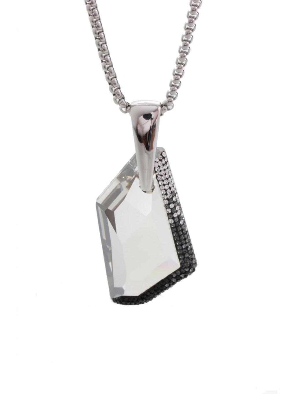 61300439cr Náhrdelník s kameny Swarovski® Crystal