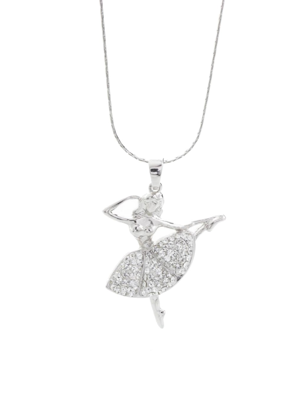 Náhrdelník Baletka s kameny Swarovski® Crystal