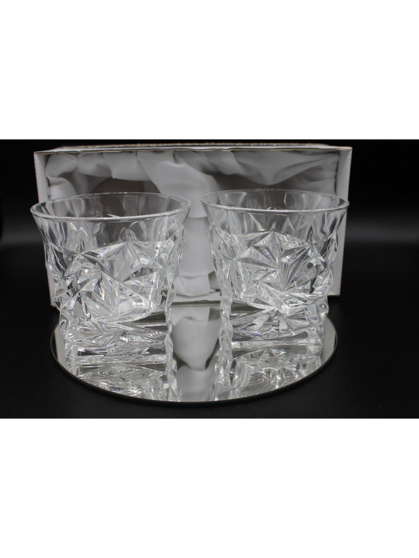 3651 1 sklenice nezlacene glacier 6ks