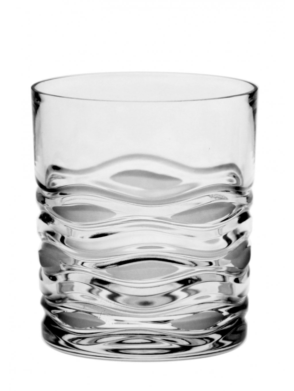 Křišťálové sklenice na whisky 320ml  Bohemia Crystal, 6ks