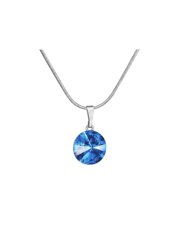 Náhrdelník Rivoli s kamenem Swarovski® Sapphire