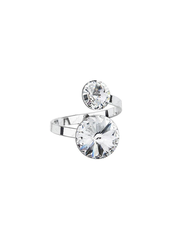 Prsten Rivoli Double Swarovski® Crystal