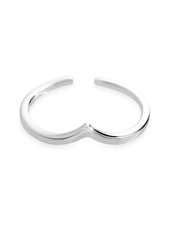 J92700303 Stříbrný prsten špička