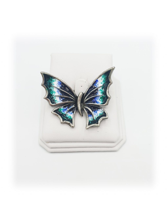 Brož Motýl F7061-0063-04-Ag