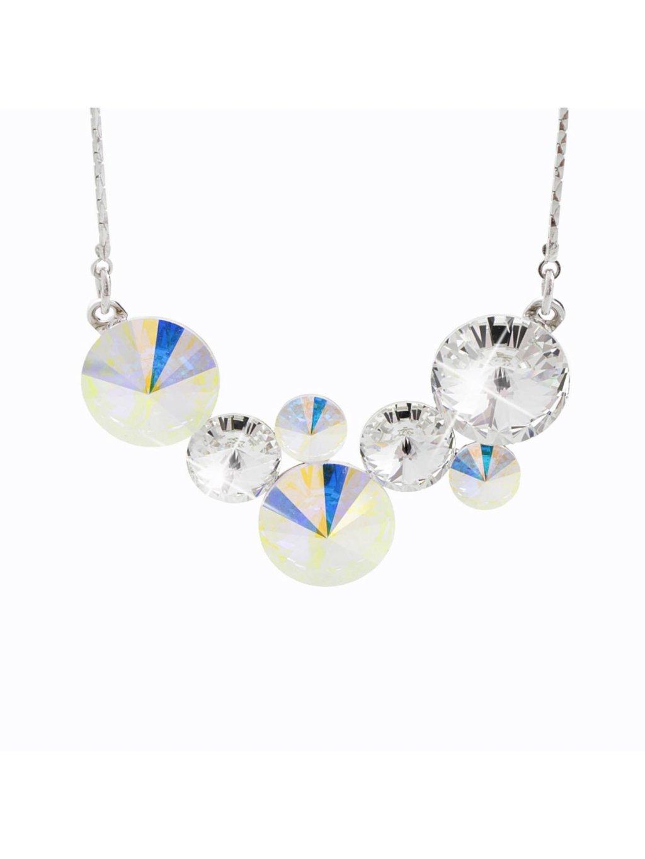 Náhrdelník Rivoli Mix s kameny Swarovski® Crystal