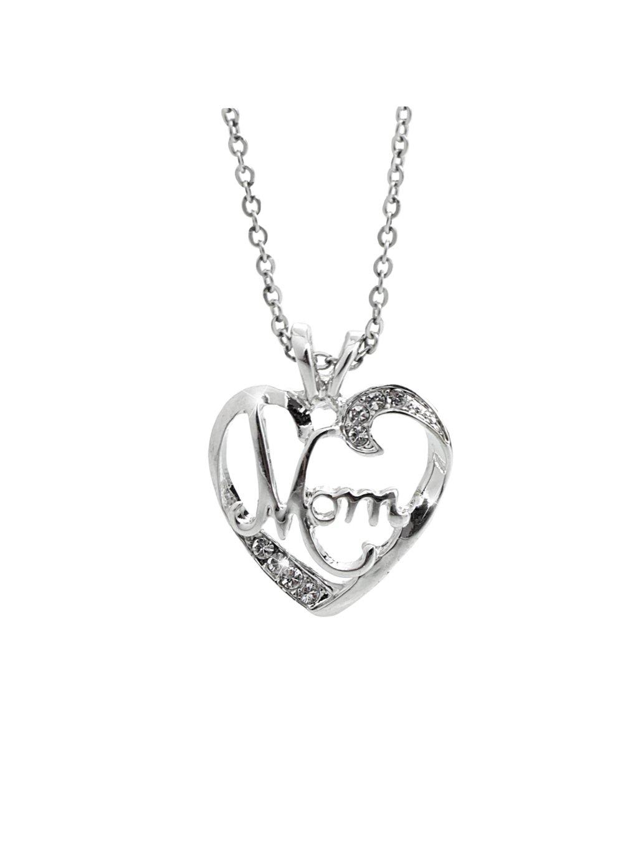 Náhrdelník Maminka v srdci Swarovski® Crystal 61300747cr