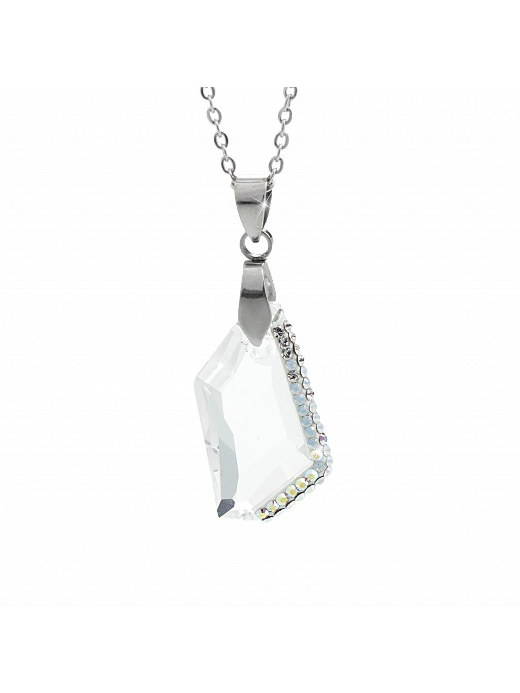 Náhrdelník Krystal Swarovski® Crystal 24 mm 61300752cr