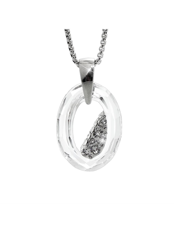 Náhrdelník Óčko Swarovski® Crystal Cal 33 mm 61300757cal