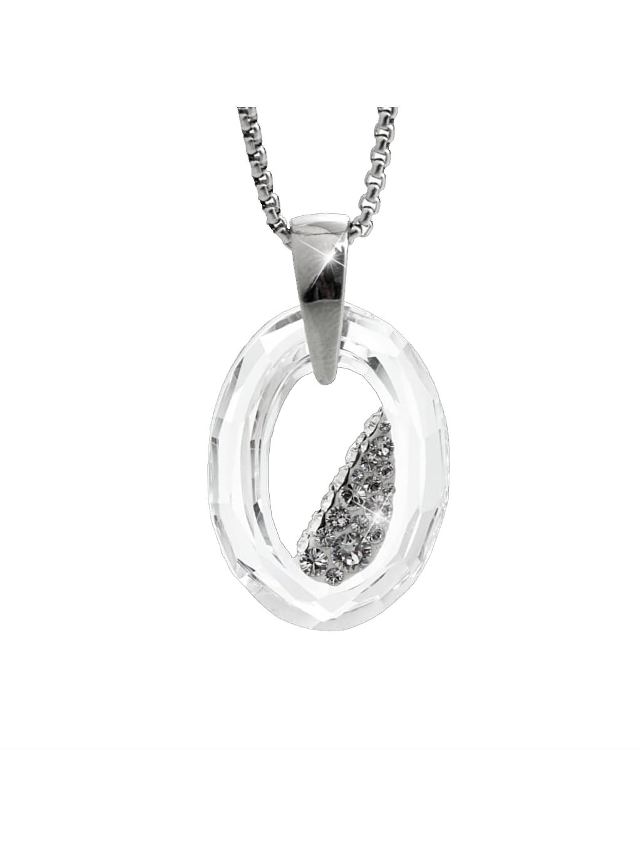 Náhrdelník Óčko Swarovski® Crystal 33 mm 61300757cr