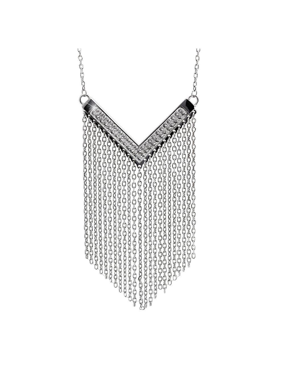 Náhrdelník Vodopád Swarovski® Crystal 61300794cr