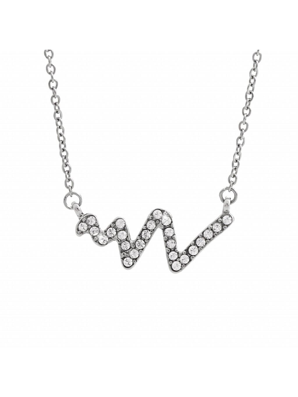 Náhrdelník Sinus Swarovski® Crystal 61300818cr