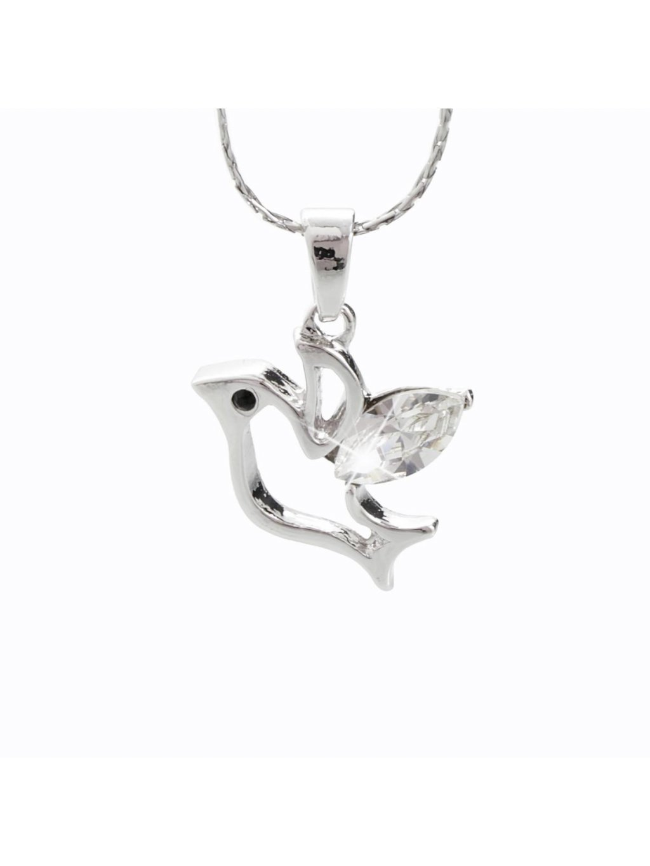 Náhrdelník Holubička s kameny Swarovski® Crystal
