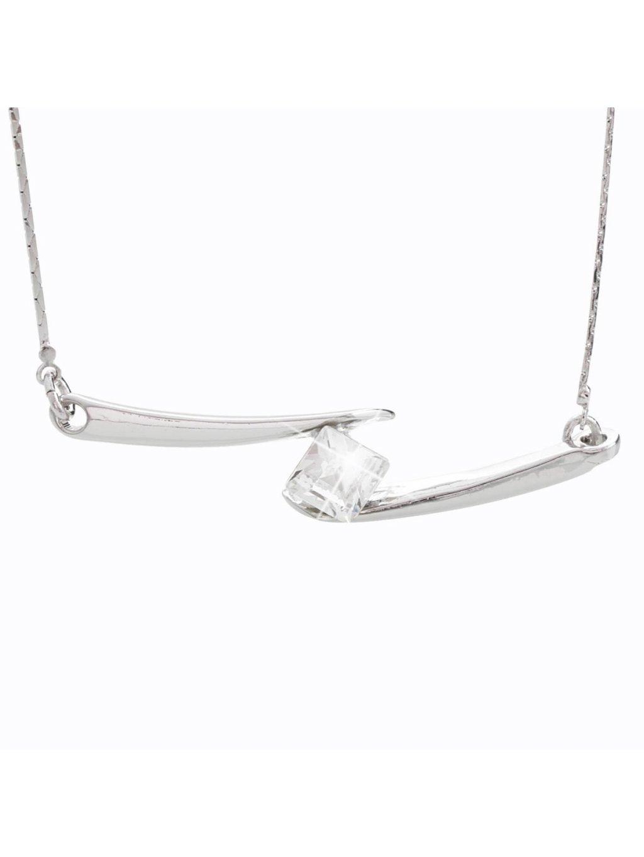 Náhrdelník Křišťál v dlaních s kameny Swarovski® Crystal