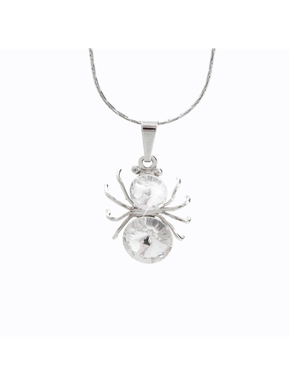 Náhrdelník Pavouček s kameny Swarovski® Crystal