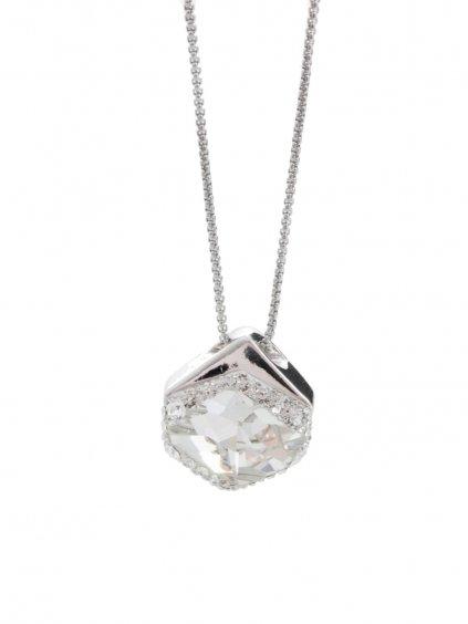 Náhrdelník Specific 2 s kameny Swarovski® Crystal