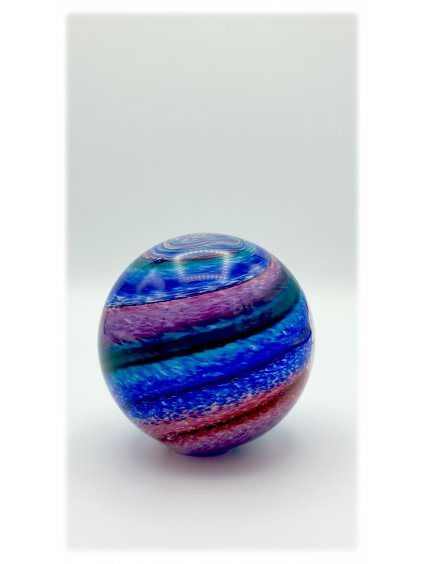 11567 1 tezitko koule mala modro fialova