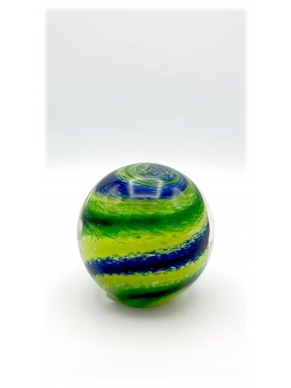 11579 tezitko koule mala zeleno modra