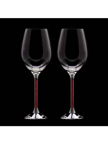 sklenice vino SW01R 2ks