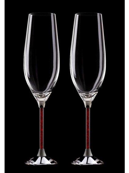 sklenice sekt SW02R 2ks