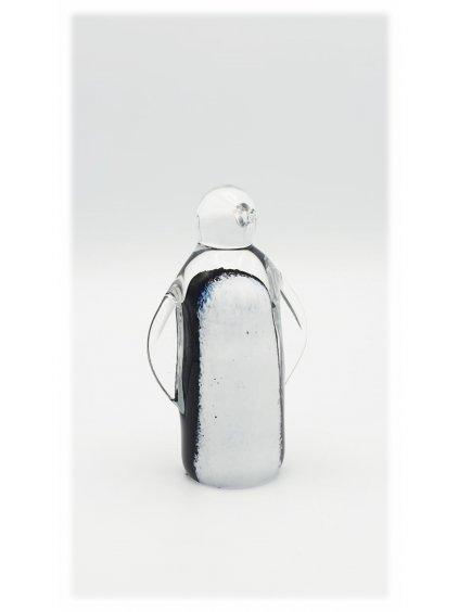 Skleněný tučňák malý