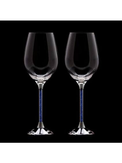 sklenice vino SW01BL 2ks