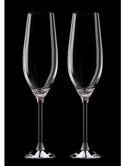 sklenice sekt SW02B 2ks