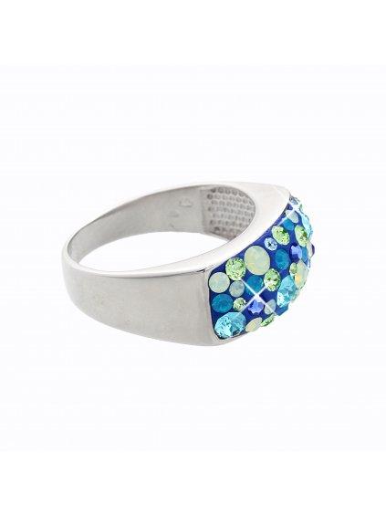 J92700088AB Stříbrný prsten Swarovski® components XIII.