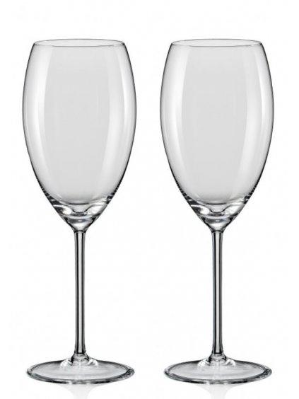 Sklenice na víno Grandioso 450ml 2ks